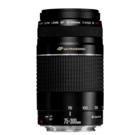 Zoom Canon EF 75/300 mm f 4-5.6  III   USM