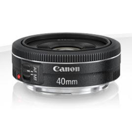 Objectif Canon macro 40 mm – AF V1 :  2.8 STM