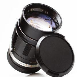 Objectif Soligor 135 mm 1  :    3.5  pour monture Nikon