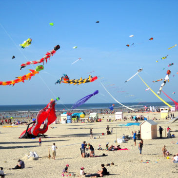 Festival des cerf volants 2020 à Berck