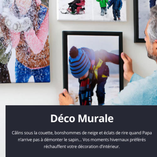 Déco _Murale _styl photo_ berck